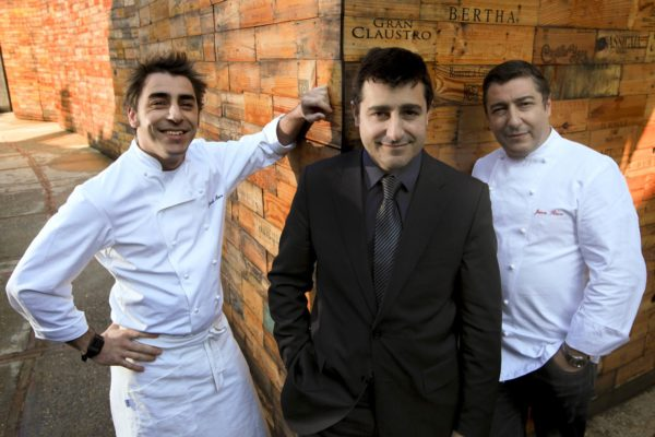 El Celler de Can Roca Restaurant Girona Spain 10