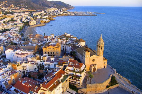 Paradise Gay Sitges town