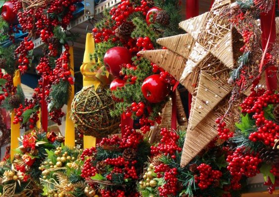 Christmasmarket de Barcelona