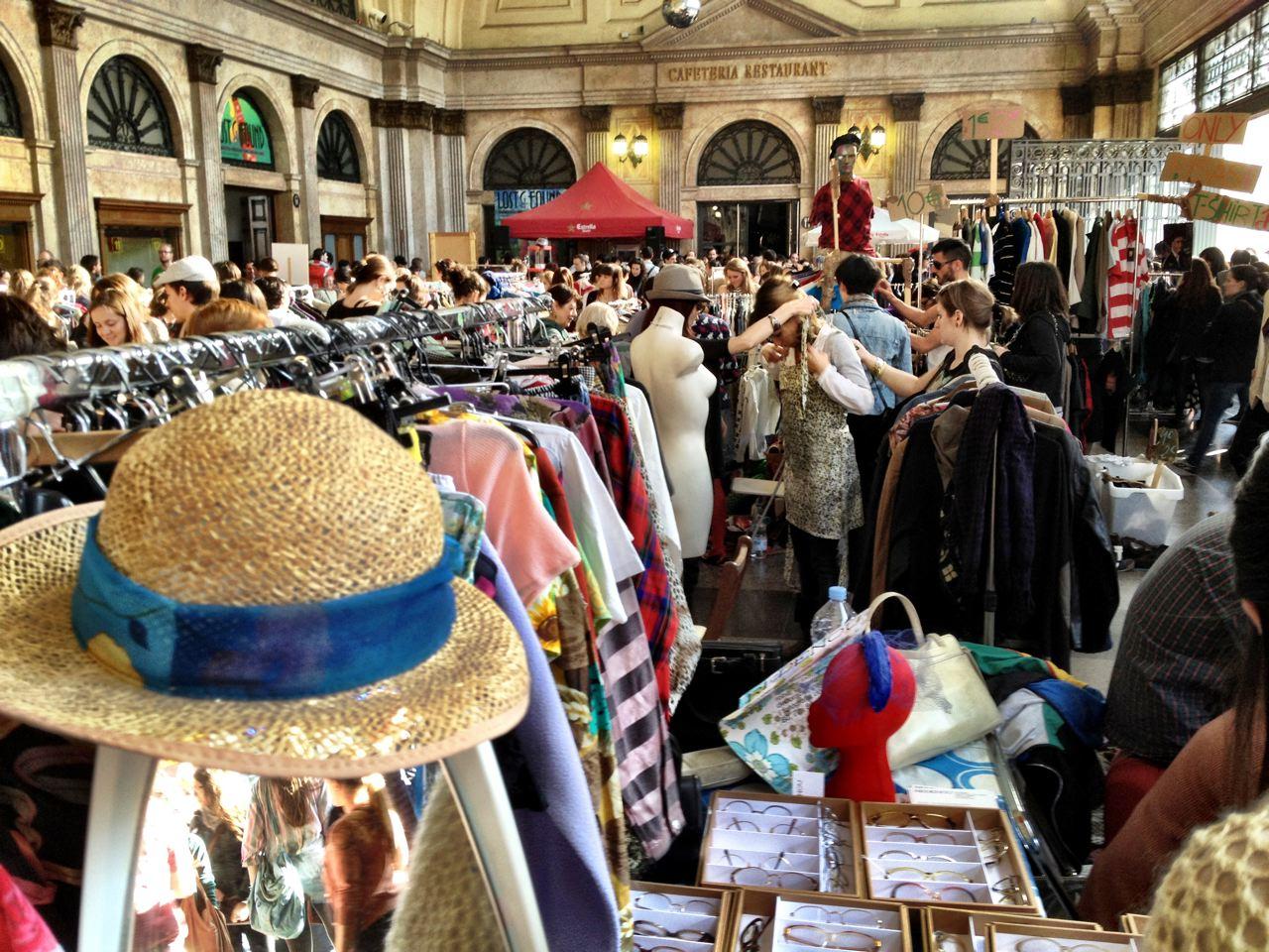 Resultado de imagen de Lost & Found Market'