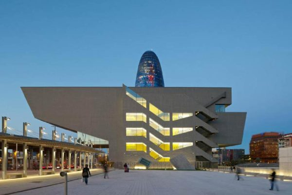 Diseño DHUB de Barcelona Museo Por MBM Arquitectes01