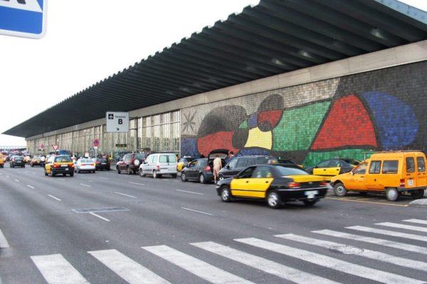 Terminal B
