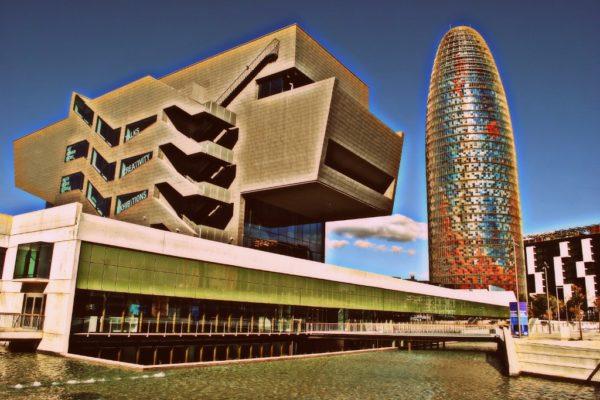 Barcelona, Museo de Diseño