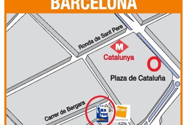 Tax Free Centro Bcn