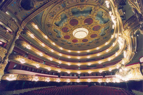 Barcelona's Liceu Opera House