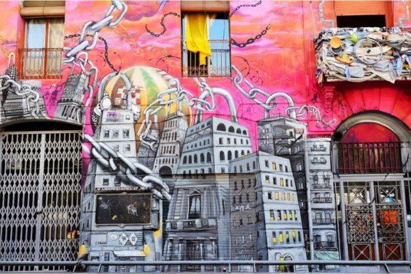 BCN Rise & Fall - Street art in Barcelona
