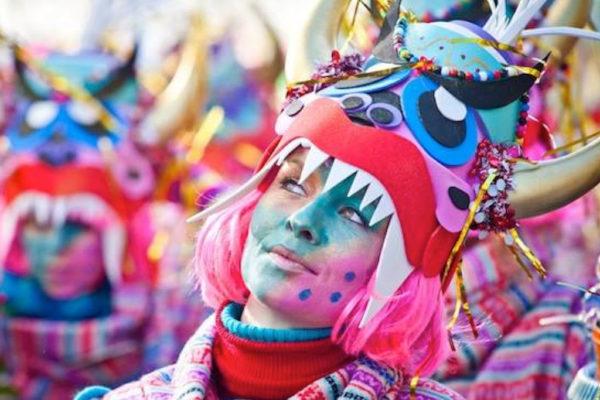 Carnival Barcelona