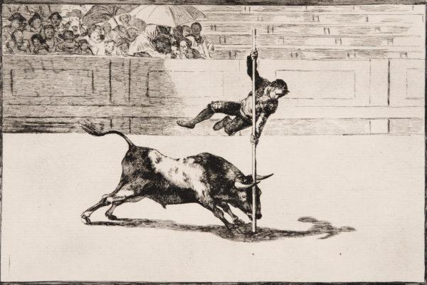 """Выставка гравюр Франсиско Гойи """"Sobretot Goya"""""""
