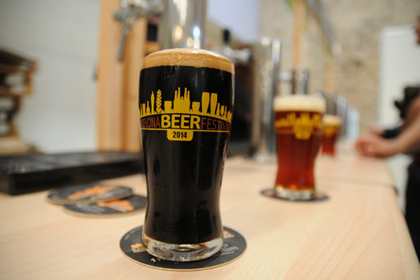 BARCELONA BEER FESTIVAL 2015 from 13 by 15 Martha