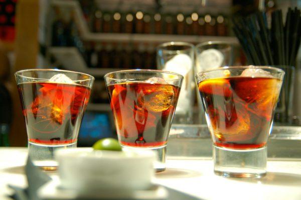 Merjores vermouth in Barcelona