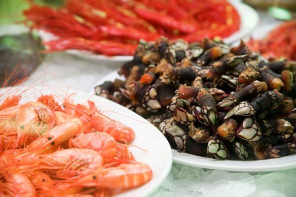 Producto Premium Seafood