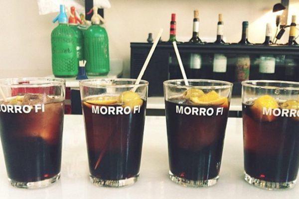 Vermouth Morro Fi Barcelona