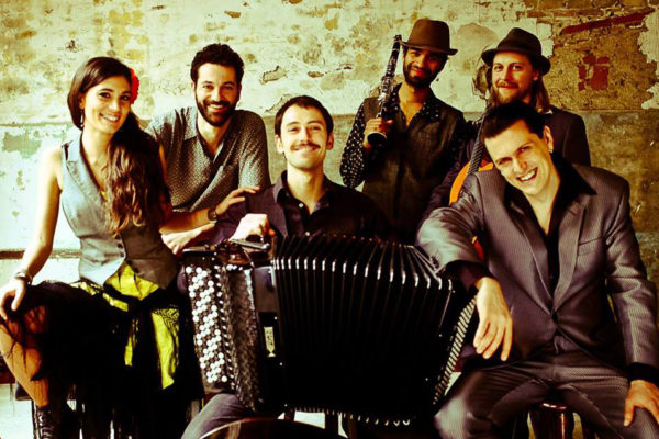 Concert Barcelona Gipsy Klezmer Orchestra today at Apolo