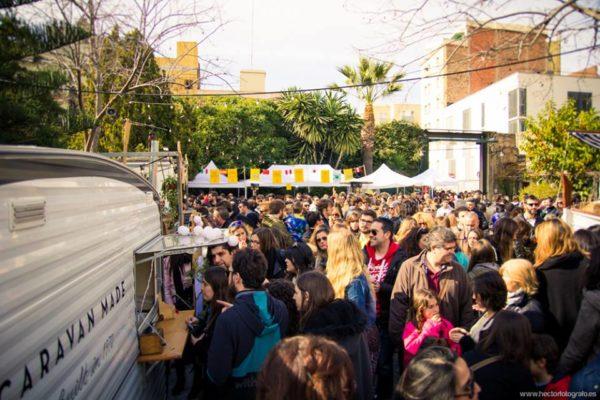"Street Market ""Palo Alto"" — 4 and 5 April"