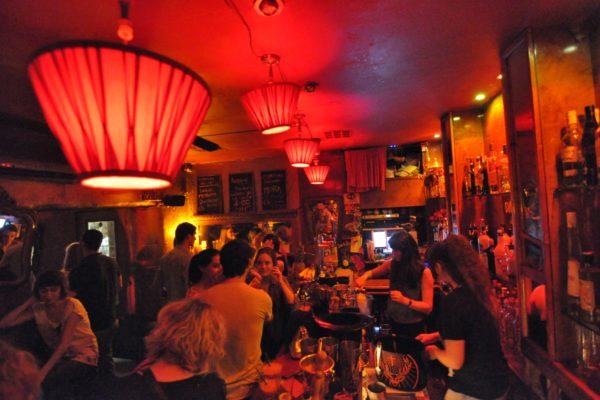 Bar de cócteles Sub Rosa