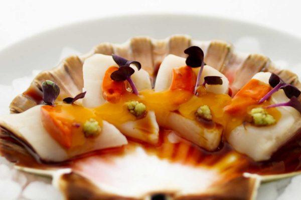 Ресторан морепродуктов Espacio Kru