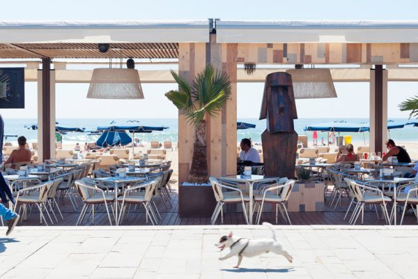 Chiringuito - the best beach cafes in Barcelona