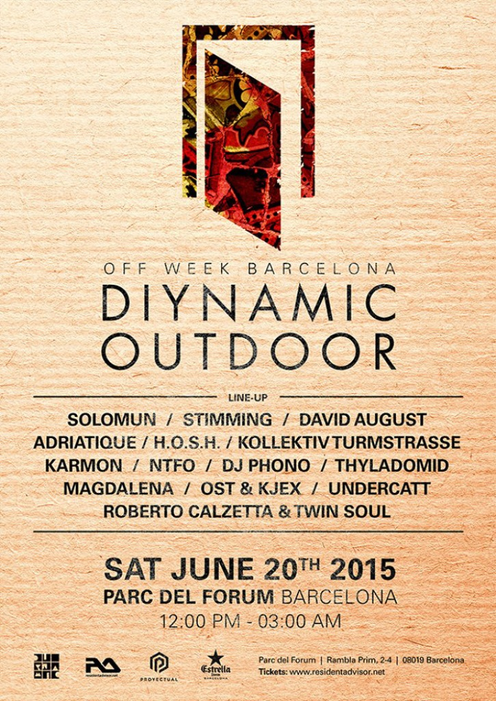 Diynamic-Outdoor-Off-Week-Barcelona-2015-line-up