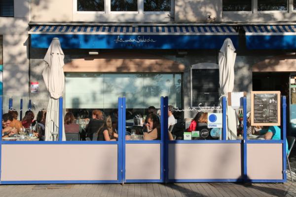 Restoran La Mar Salada Paella (1)