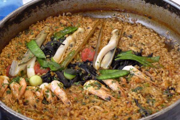 Restoran La Mar Salada Paella (3)