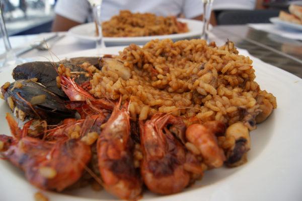 Restoran La Mar Salada Paella (7)