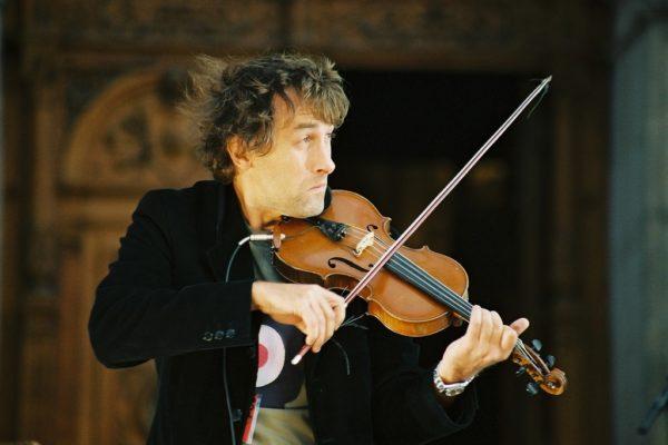 Концерт Яна Тьерсена в Барселоне