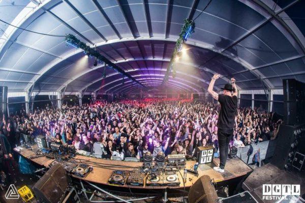 14 и 15 августа — Фестиваль электронной музыки DGTL