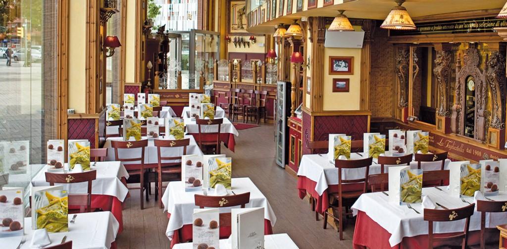 La tagliatella, barselona - restoran yorumları - tripadvisor