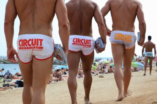 Гей фестиваль Circuit 2015 с 5 по 16 августа