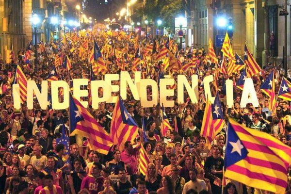 11 сентября национальный праздник Каталонии