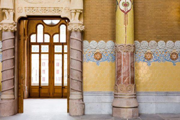 Sant Pau Modernizm Barcelona09