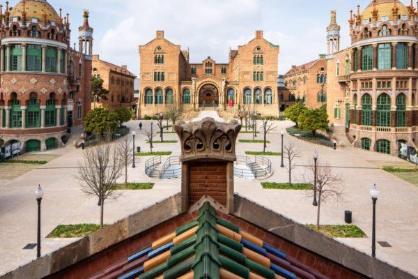 Sant Pau Modernizm Barcelona11
