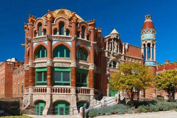 Sant Pau Modernizm Barcelona14