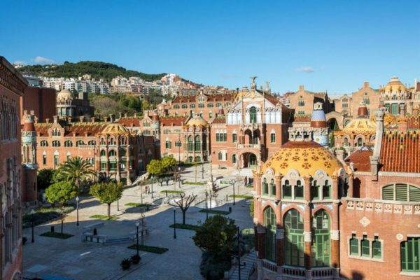 Sant Pau Modernizm Barcelona17