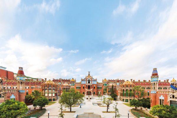 Sant Pau Modernizm Barcelona18