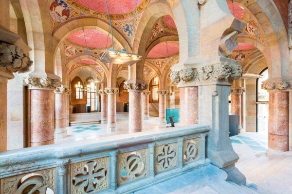 Sant Pau Modernizm Barcelona20
