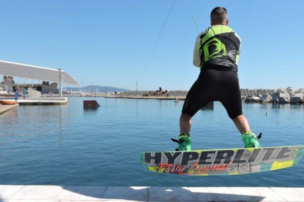 Cable Wakeboard in Barcelona