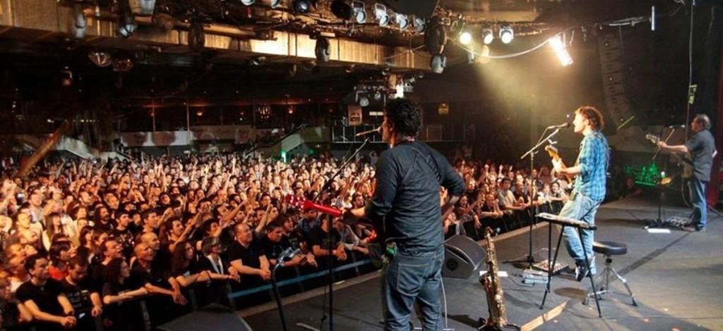 Concerts at the club Barts - Барселона Путеводитель Happyinspain