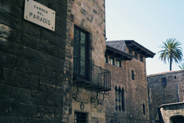 20 Rincones Del Barri Gotic From Barcelona Mas Edinburgh 2