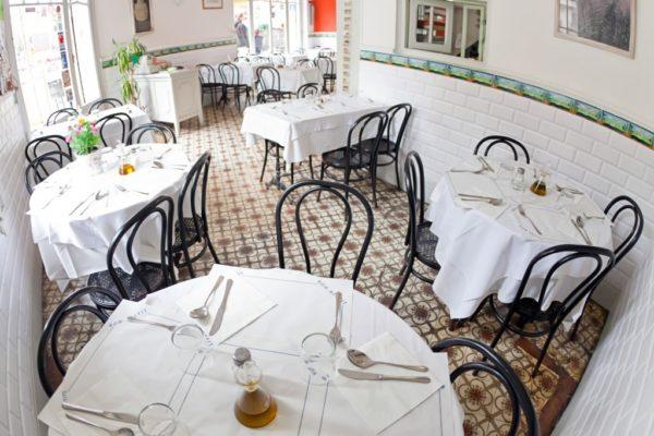 Restaurante vegetariano Arco Iris