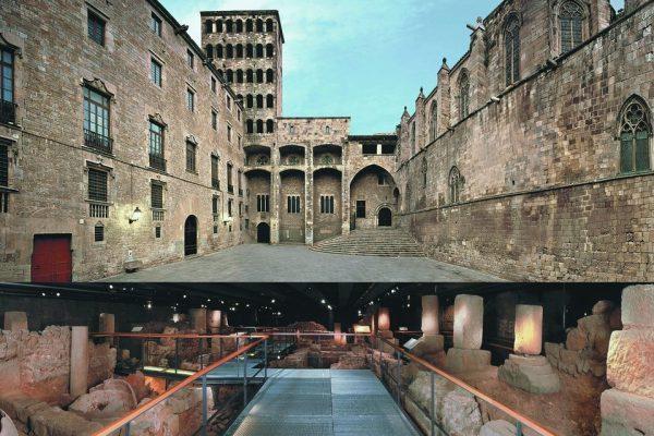 Музей истории Барселоны MUHBA