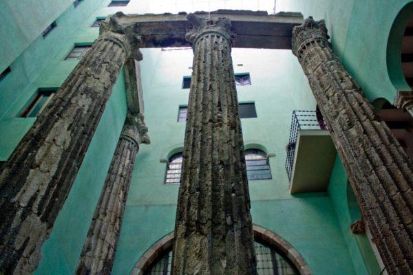 Templo de Augusto-Barcelona 2380