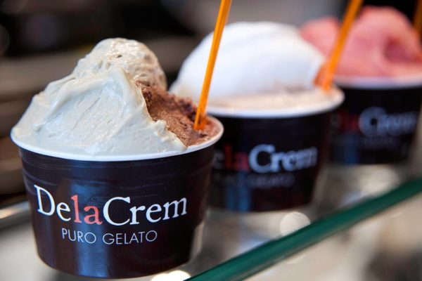 Мороженое DelaCrem