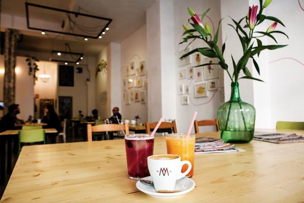 Bacanal Café