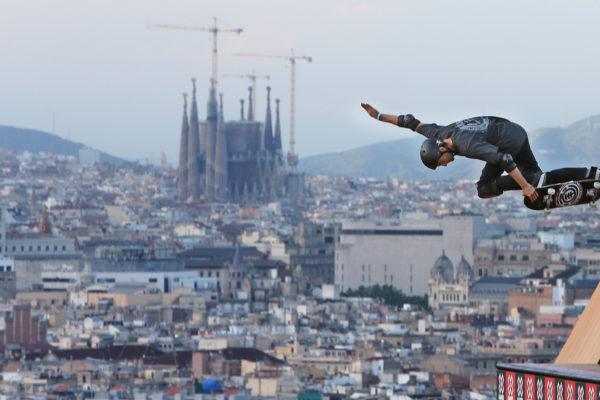 patín de Barcelona