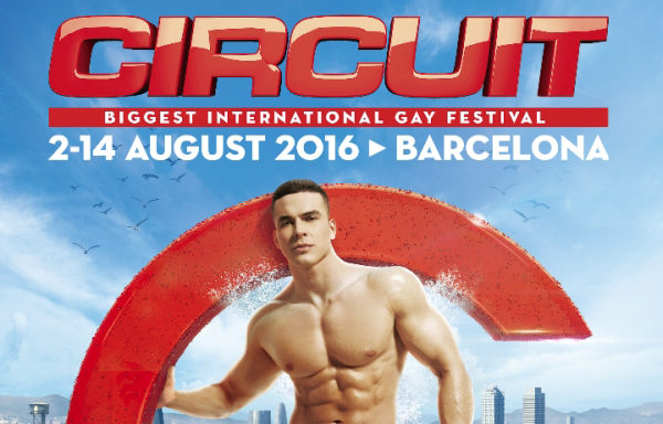 2-14 августа Гей Фестиваль Circuit 2016