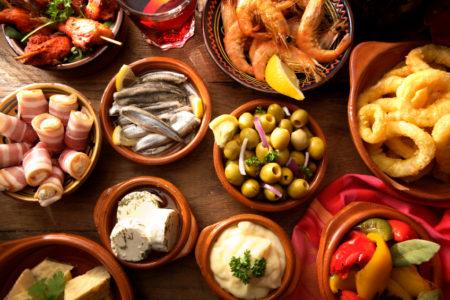 Тапас бары Барселоны