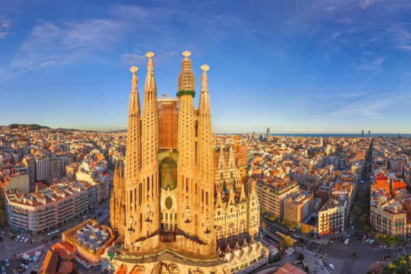 Sagrada Familia (Саграда Фамилия)