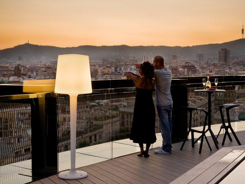 Terrace 360 Rooftop Barcelo барселона путеводитель