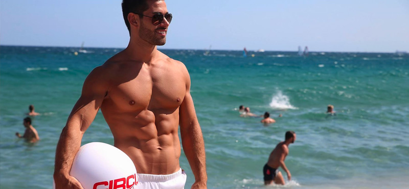 2 14 August Gay Festival Circuit 2016 Барселона